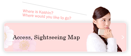 Access, Sightseeing Map